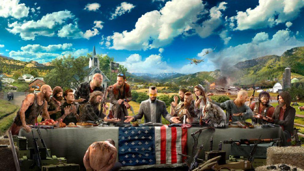 تبدیل Far Cry 5 به پرفروشترین بازی این نسل Ubisoft