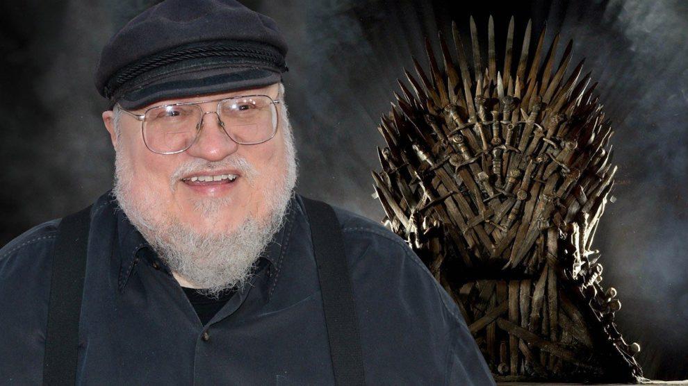 تایید همکاری خالق Game of Thrones با یک استودیو ژاپنی