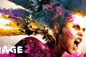صدرنشینی Rage 2 در بازار بریتانیا