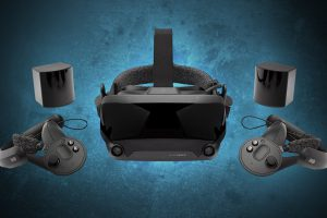 هدست واقعیت مجازی Valve Index رسما معرفی شد