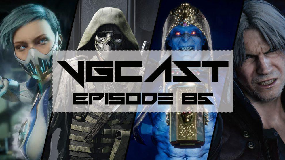 قسمت 85 پادکست VGCAST