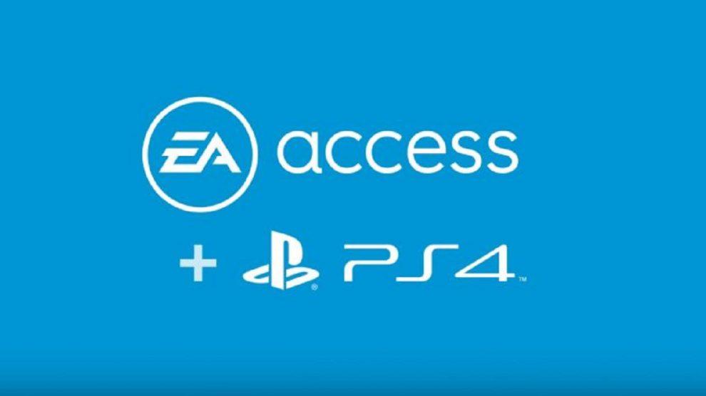 تاریخ عرضه سرویس EA Access برای PS4 مشخص شد