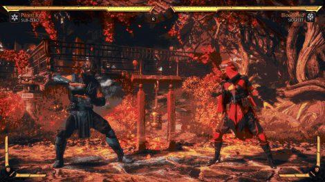 بازی Mortal Kombat 11 را 32 بیتی بازی کنید
