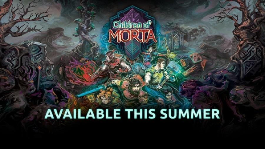 تاریخ عرضه بازی Children of Morta مشخص شد
