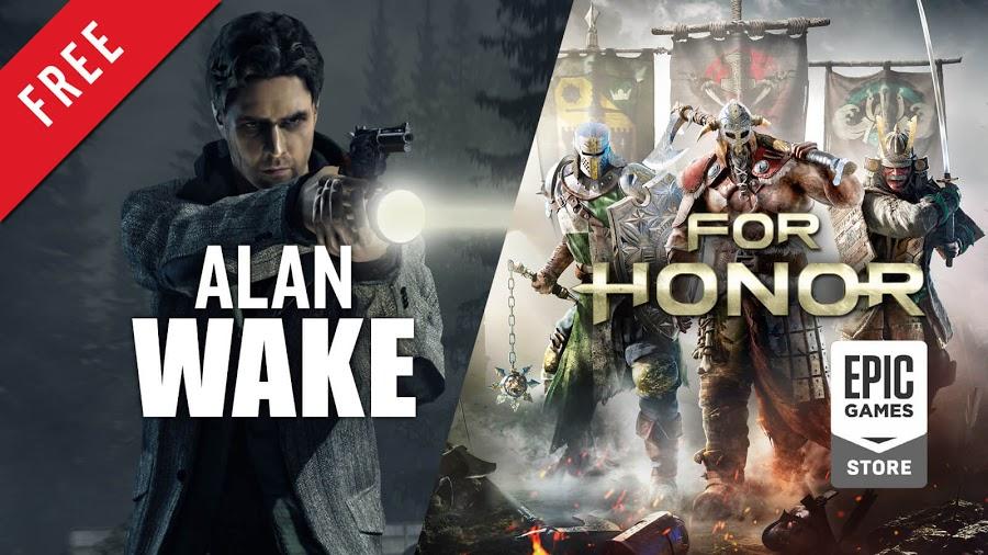 دو بازی Alan Wake و For Honor رایگان در Epic Store