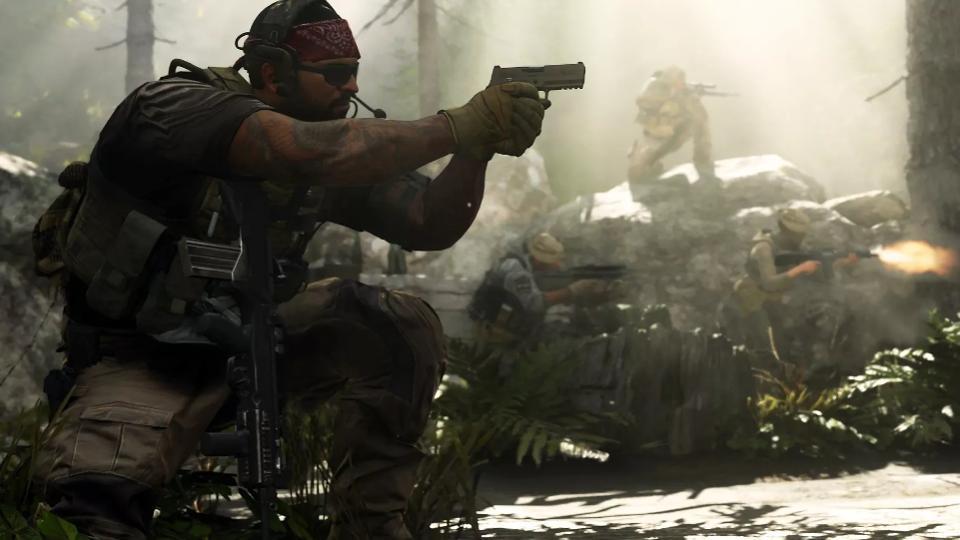 موس و کیبردهای خود را برای Call of Duty: Modern Warfare آماده کنید