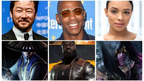 چند بازیگر دیگر Mortal Kombat مشخص شدند