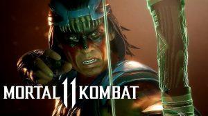 تریلری از Fatality جدید Night Wolf در MK11