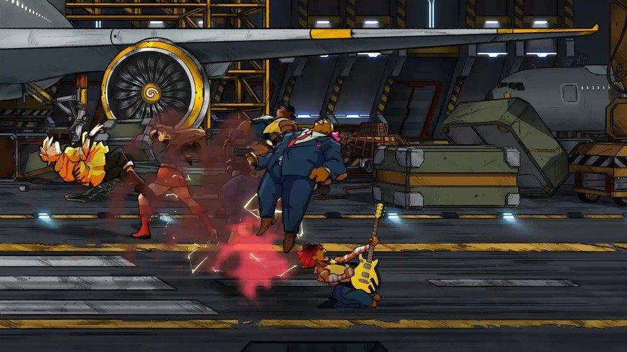 7 دقیقه از گیم پلی Streets of Rage 4 را تماشا کنید