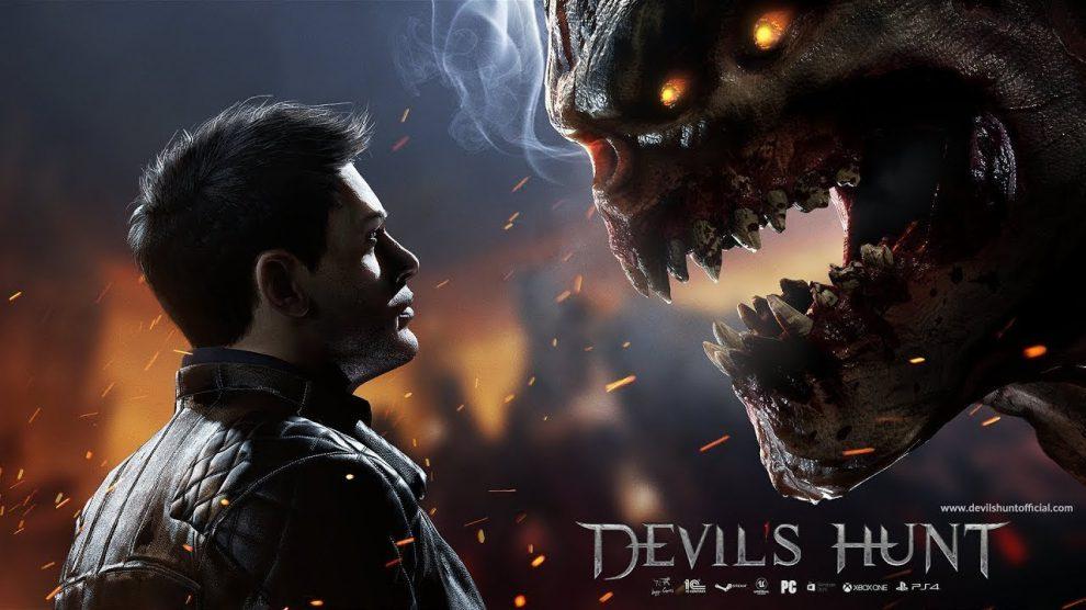 تریلر جدید بازی Devil's Hunt