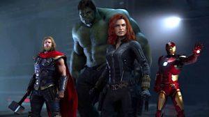 18 دقیقه از گیم پلی بازی Marvel's Avengers