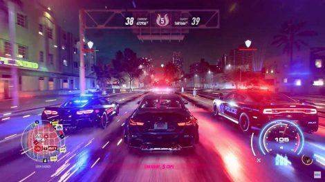 تریلر رسمی از گیم پلی بازی Need for Speed Heat
