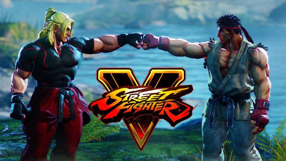 بازی Street Fighter 5 را رایگان تجربه کنید