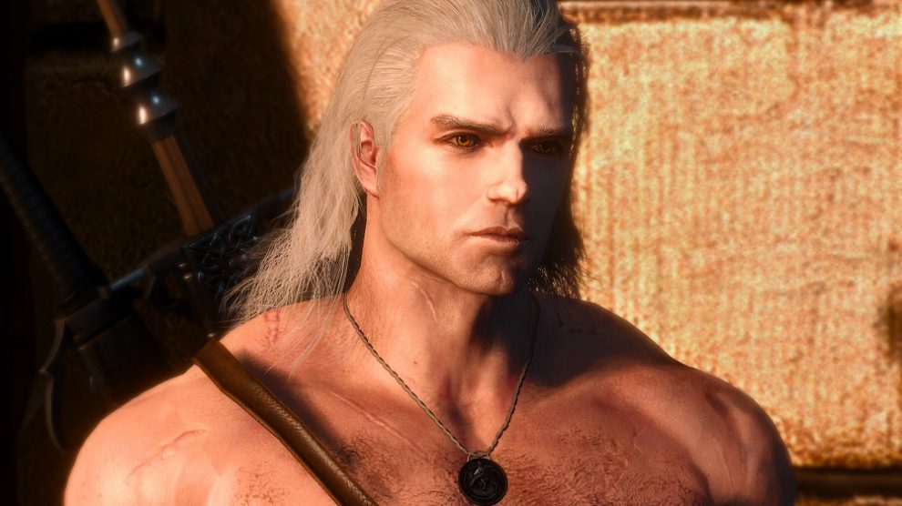 ماد جدید The Witcher 3 با چهره Henry Cavill