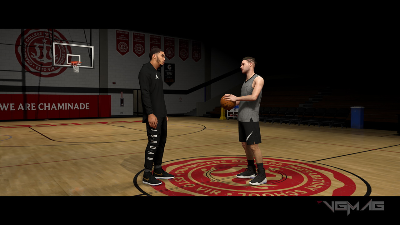 بررسی بازی NBA 2K20