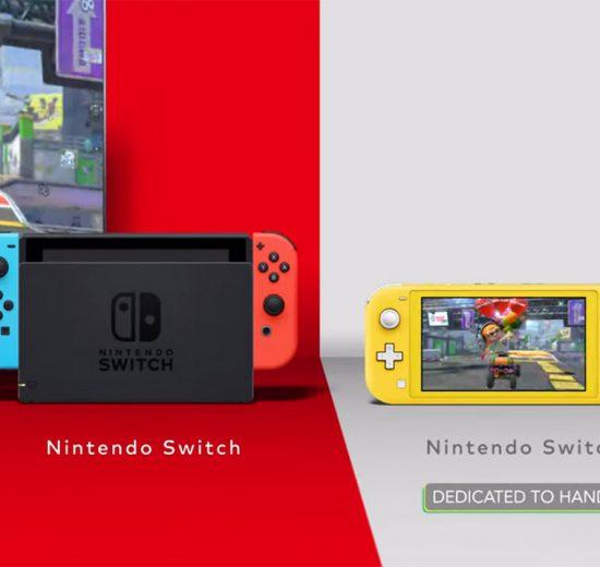 سخت افزار اتصال Nintendo Switch Lite به تلویزیون در آن تعبیه نشده