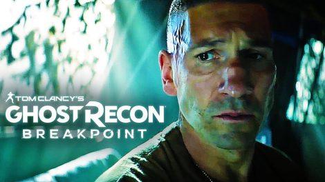 تریلر لایو اکشن بازی Ghost Recon Breakpoint