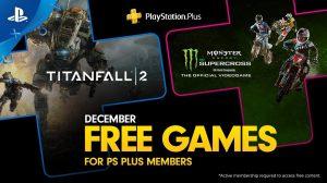 بازی های ماه دسامبر PS Plus