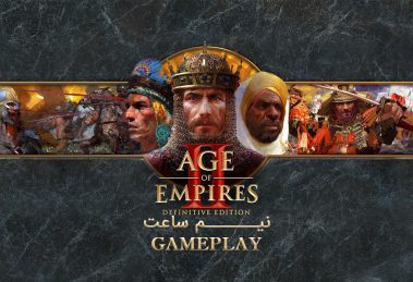 گیم پلی بازی Age Of Empires 2 Definitive Edition