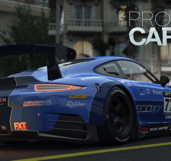 مالک جدید Project CARS
