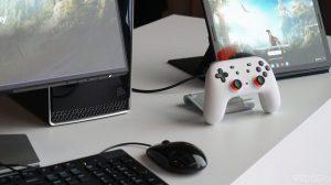 گوگل استادیا، 12 بازی در هنگام عرضه خواهد داشت