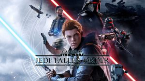 گیم پلی بازی Star Wars Jedi Fallen Order