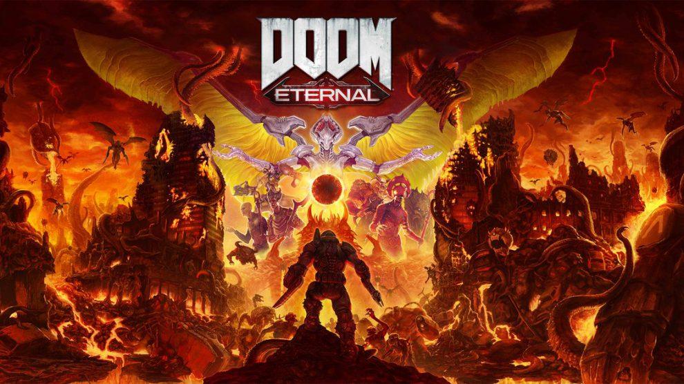 گیم پلی بازی DOOM Eternal
