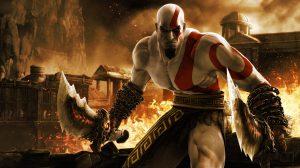 ساخت GOD of War 2005