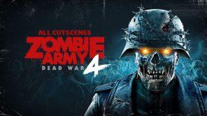 کاتسینهای Zombie Army 4