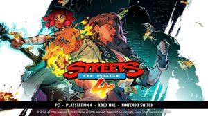 تریلر جدید Street of Rage 4