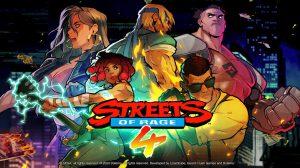 تاریخ عرضه Streets Of Rage 4