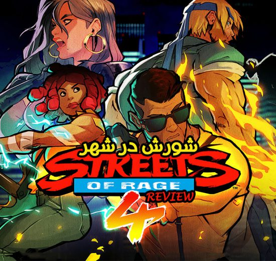 Street of Rage 4 review