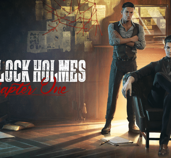 تریلر معرفی Sherlock Holmes: Chapter One