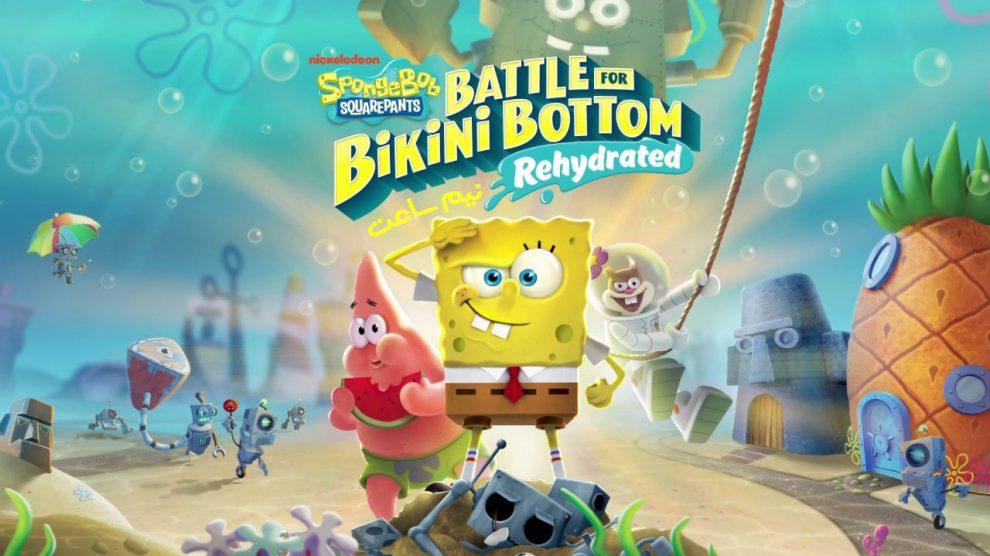 Battle for Bikini Bottom – Rehydrated