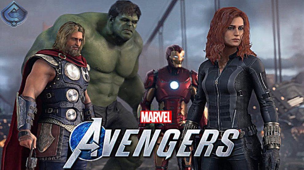 بتای Marvels Avengers