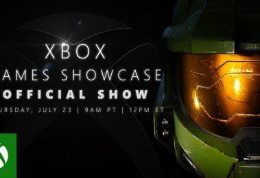 XBOX GAMES Showcase July 2020