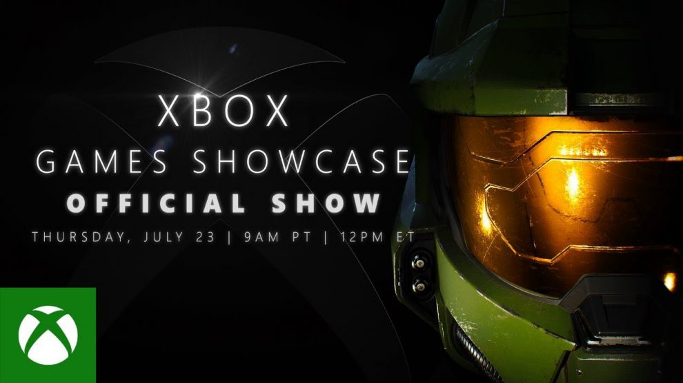 XBOX GAMES Showcase July 2020