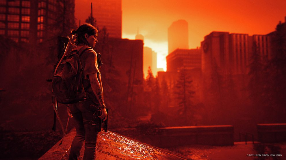 آپدیت جدید The Last of Us Part II