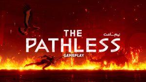 گیم پلی بازی The Pathless