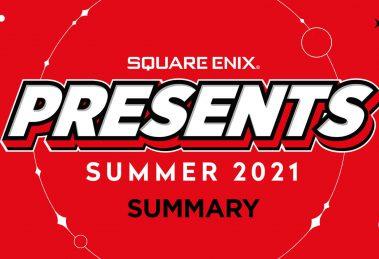 Square Enix Presents Summer Showcase E3 2021