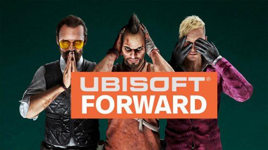 Ubisoft Forward E3 2021